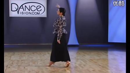 狐步舞教学(维克多&安娜主讲1)