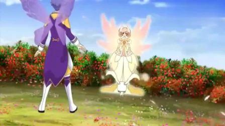 小花仙:安安见到了妈妈,而且妈妈要带安安做的花环呢!