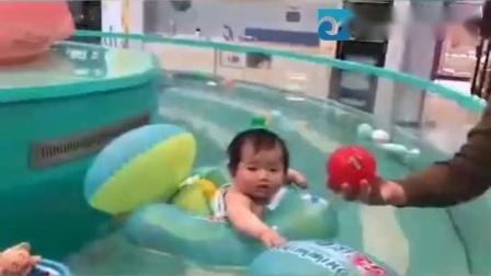 江西亲子玻璃泳池婴儿游泳馆厂 伊贝莎
