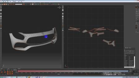 用一个汽车渲染案例教你AE+C4D如何应用于工作