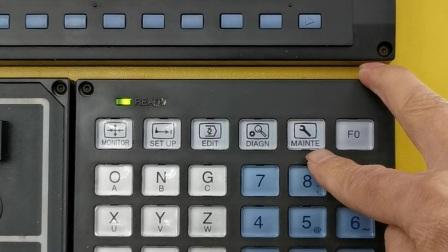 三菱M70/M80加工中心无法从程序任意程序段执行的解决方法(三)--无锡锐志数控培训学校