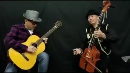 张学明的吉他十包图门的马头琴《天边》