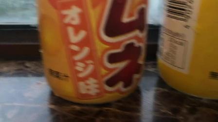 日本人气饮料🥤小孩子们疯狂追捧的波子汽水🌟里面真的有玻璃弹珠哦