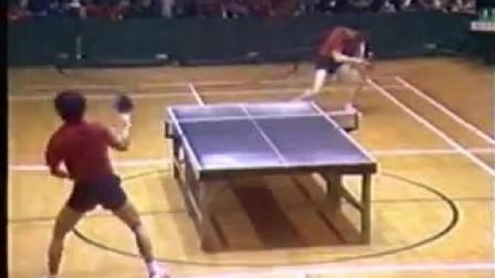 乒乓球世界杯冠军陈新华  男单比赛视频