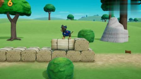 游戏汪汪队出发救援帮助阿奇寻找小鸭子,前方还有很多任务等着它