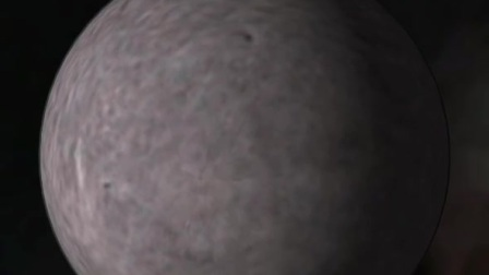 带您游太空太阳系行星天卫二
