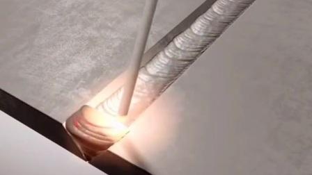 电焊基本功45度倒角焊接方法