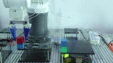教学机器人工作站 桌面型六轴机器人 教育机器人机械臂 职业技能培训 高校教育培训工作站 职业学校 机器人搬运