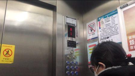 大展·新城国际电梯间