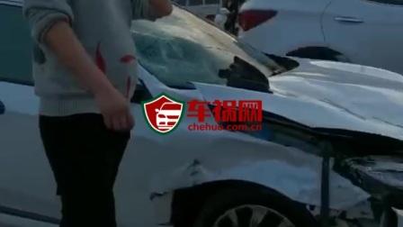 连云港赣榆区青口镇3.21交通事故肇事司机