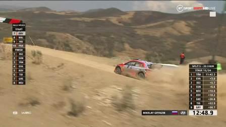 #2020世界汽车拉力锦标赛(WRC)#第三站 墨西哥站 SS15 直播视频: