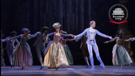 2011年11月20日 莫斯科大剧院 睡美人 全剧 Svetlana Zakharova和David Hallberg主演