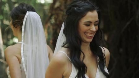 哈利法克斯网红新娘+新娘的婚礼Allie & Sam WPPI Silver