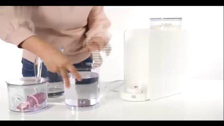 Nuby智能冲奶机中文介绍视频