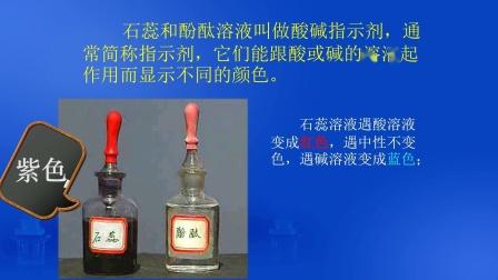 常见的酸和碱(1)