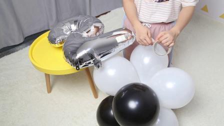 立柱和桌飘气球的制作方法-100%.mp4