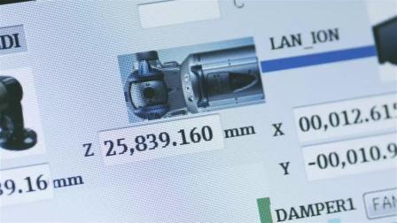伺服液位计工厂标定装置展示