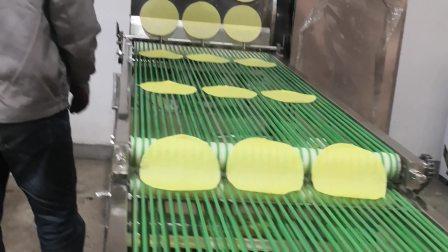 榴莲千层蛋皮机自动型6寸千层蛋皮机