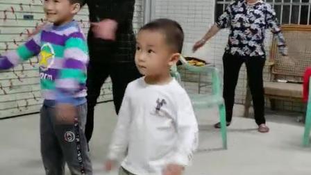 20200408晚上跳舞