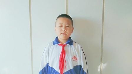 齐齐哈尔市拜泉县三道镇中心学校学生给钟爷爷的回信
