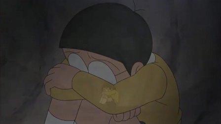 哆啦A梦:大雄妥妥的吃货一枚!竟跟着美食味道找回家,太秀了!