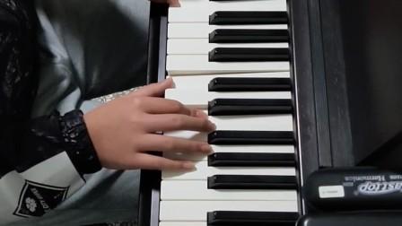 火影忍者插曲《哀与悲》 钢琴独奏