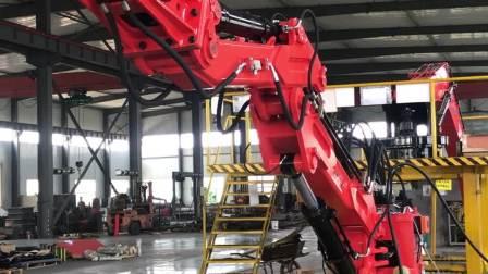 矿山碎石专用机械设备多功能固定式液压破碎锤