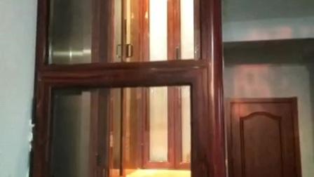 家用阁楼液压电梯!