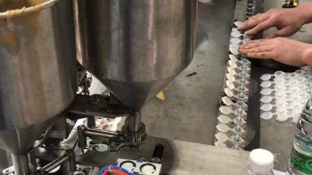 颜色条智能灌装压盖机