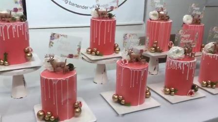 蛋糕培训 私房蛋糕甜品培训 蛋糕教学 怎么做蛋糕视频