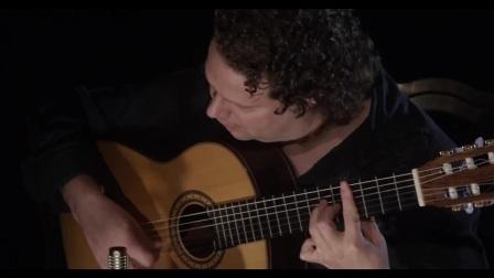 Adam del Monte plays Recuerdos de la Alhambra by Francisco Tarrega