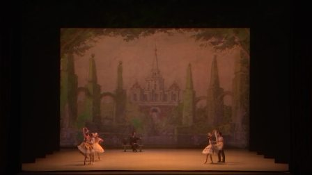 维也纳国家芭蕾舞团 Le Pavillon d'Armide和Le Sacre