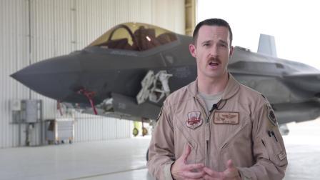 驻阿联酋美空军第4远征战斗机中队首次部署F-35A战机至阿联达夫拉空军基地