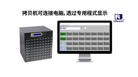 台湾佑华TT3系列-透过电脑一次监控64口H5检测进度