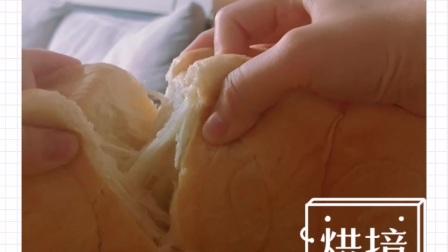 汤种柔软奶味吐司