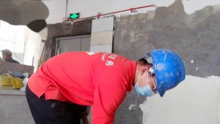 泥水工贴房间地砖培训教程-生活-高清完整正版视频