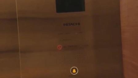 上海浦东大酒店电梯