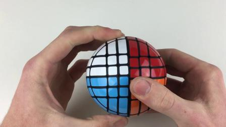 6x6 Superball (8 Color)
