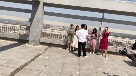 济南鼎盛教育科技有限公司 拍摄渣男撩妹