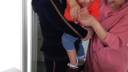 弟弟五岁生日视频