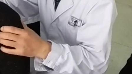 罗开民呼吸力柔性正骨治疗胸椎前移位手法