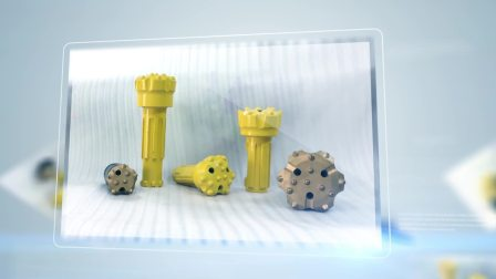 Rock drilling tools.mp4