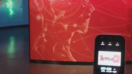 科技馆里的机器人导游202005