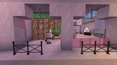 迷你世界:大表哥制作了传送门,居然来到了上帝的家.mp4