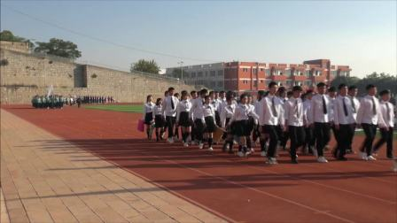 2019年开远市第四中学校园文化体育艺术节开幕式