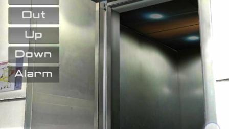 3层电梯模拟。