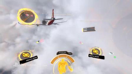 【游民星空】《钢铁侠VR》demo预告
