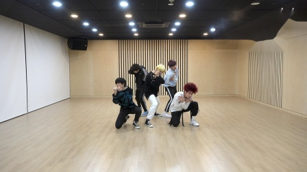 TXT 'Can't You See Me?' Dance Practice