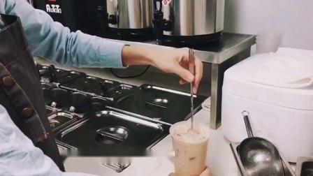 饮品 原味奶茶冰 精品店.mp4