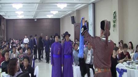 赵胜  乌日汗 结婚视频~1